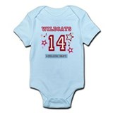 Wildcats Infant Bodysuit