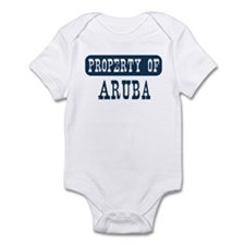Property of Aruba Infant Bodysuit