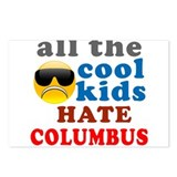 Funny Columbus Postcards (Package of 8)
