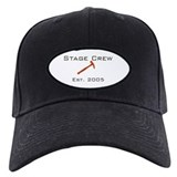 Back stage crew Baseball Hat