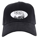 Chicago My Town Black Cap