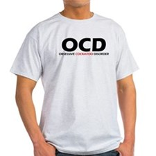 Obsessive Cockatoo T-Shirt