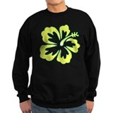 Surf Flowers (Yellow and Gree Jumper Sweater