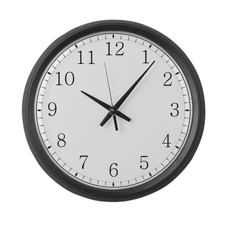 Large Kitchen Wall Clock By Kitchenclock