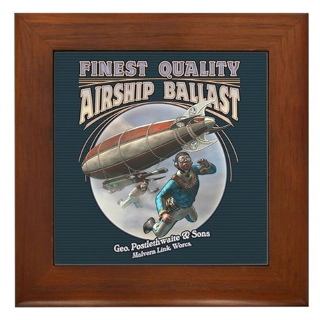 Finest Quality Airship Ballast Framed Tile