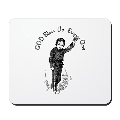 Tiny Tim Mousepad