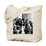 Tiny Tim Tote Bag