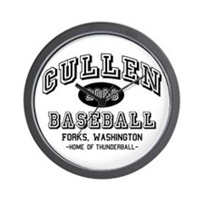 Cullen Baseball 2008 Wall Clock