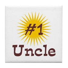 #1 Uncle Tile Coaster
