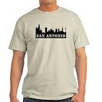 San Antonio Skyline Light T-Shirt