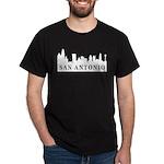 San Antonio Skyline Dark T-Shirt