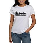 San Antonio Skyline Women's T-Shirt