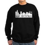 San Antonio Skyline Sweatshirt (dark)