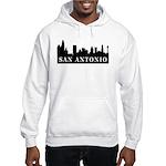 San Antonio Skyline Hooded Sweatshirt