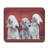 Bedlingtons Three Mousepad
