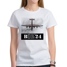 Don't look down on a B-24 Tee