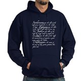 Hoodie - The Five Principle Virtues of Caormastus