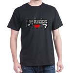 I Love Handbags Dark T-Shirt