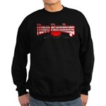 I Love Handbags Sweatshirt (dark)