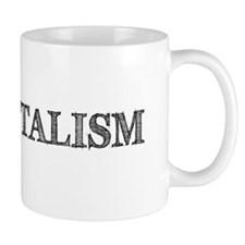 I Love Capitalism Coffee Mug