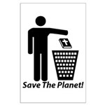 Save The Planet Large Poster