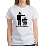 Save The Planet Women's T-Shirt