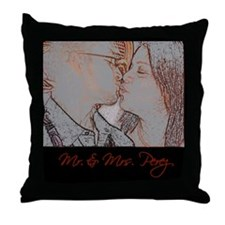 Cute Perez Throw Pillow