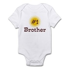 #1 Brother Infant Bodysuit