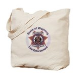 Wyoming Brand Inspector Tote Bag