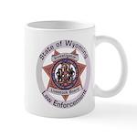 Wyoming Brand Inspector Mug