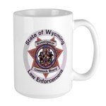 Wyoming Brand Inspector Large Mug