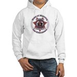 Wyoming Brand Inspector Hooded Sweatshirt