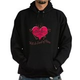 Biker Babe Hoody