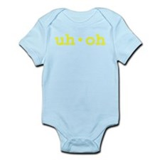 uh*oh Infant Bodysuit