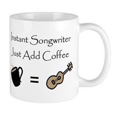 Instant Songwriter Coffee Mug