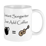 Instant Songwriter Small Mug