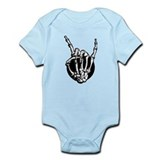 Rock in Bone Onesie