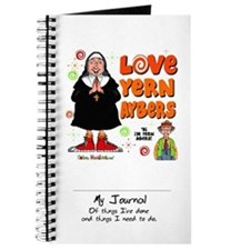Love Yern Aybers Journal