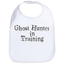 Ghost hunter baby Bib