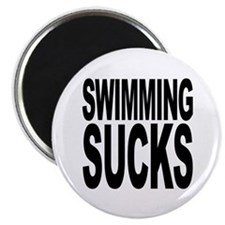 Swimming Sucks Magnet