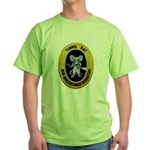 Tunnel Rat Green T-Shirt