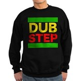 Dubstep cotton sweatshirt Black or blue