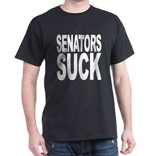 Senators Suck T-Shirt