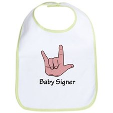 Funny Family and baby Bib