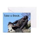 Take a Break Greeting Cards (Pk of 20)