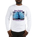 Carolina Outdoors Old Glory Long Sleeve T-Shirt