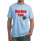 crazy hockey fan Chemise