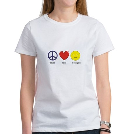 Teenagers Women's T-Shirt
