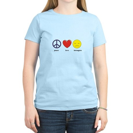Teenagers Women's Light T-Shirt