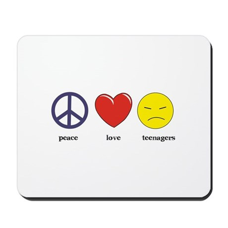 Teenagers Mousepad
